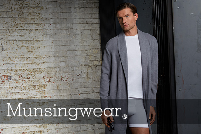 Munsingwear (Image of a Man)